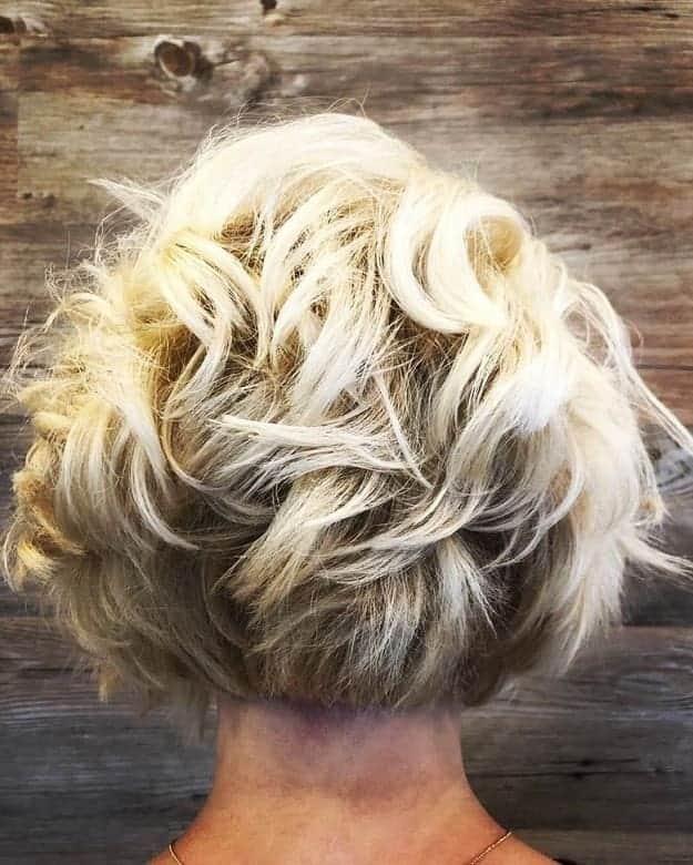 Graduated-Messy-Bob Exotic Messy Bob Hairstyles That Women Love