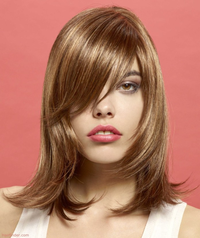 Layered-Flipped-Out-Haircut Unbelievably Stylish Flip Hairstyles for Women