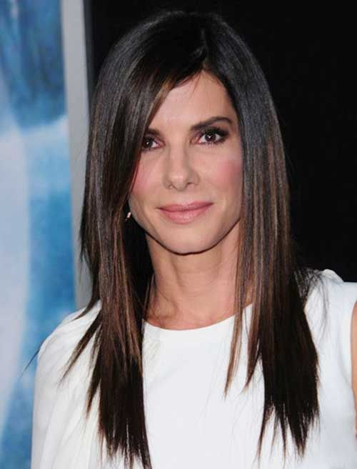 Layered-Straight-Haircut-for-Long-Hair Most Glamorous Long Straight Hairstyles for Women