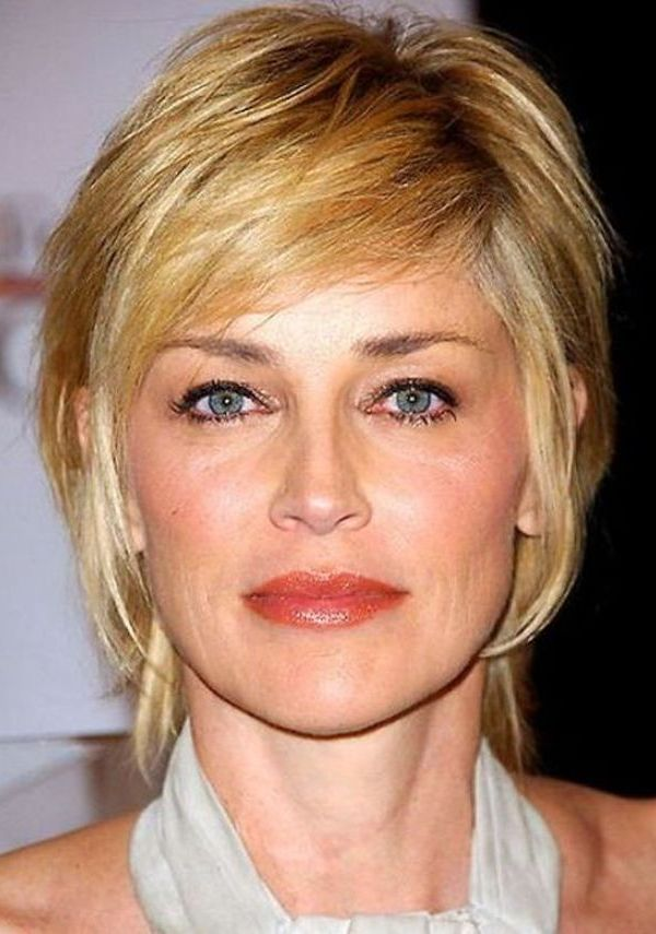 Long-Blonde-Pixie-Bob Bob Hairstyles for Women Over 50 – Be Hot And Happening
