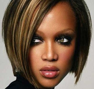 Long-bangs Sew In Bob Hairstyles To Give You New Looks