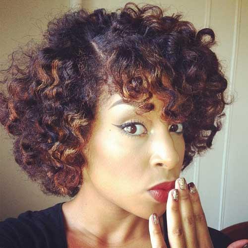 Pictures-of-Short-Hair-for-Black-Women-9 Short Hair for Black Women
