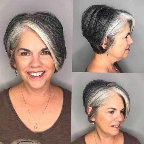Short-Haircuts-for-Older-Women-5 Short Haircuts for Older Women 2019