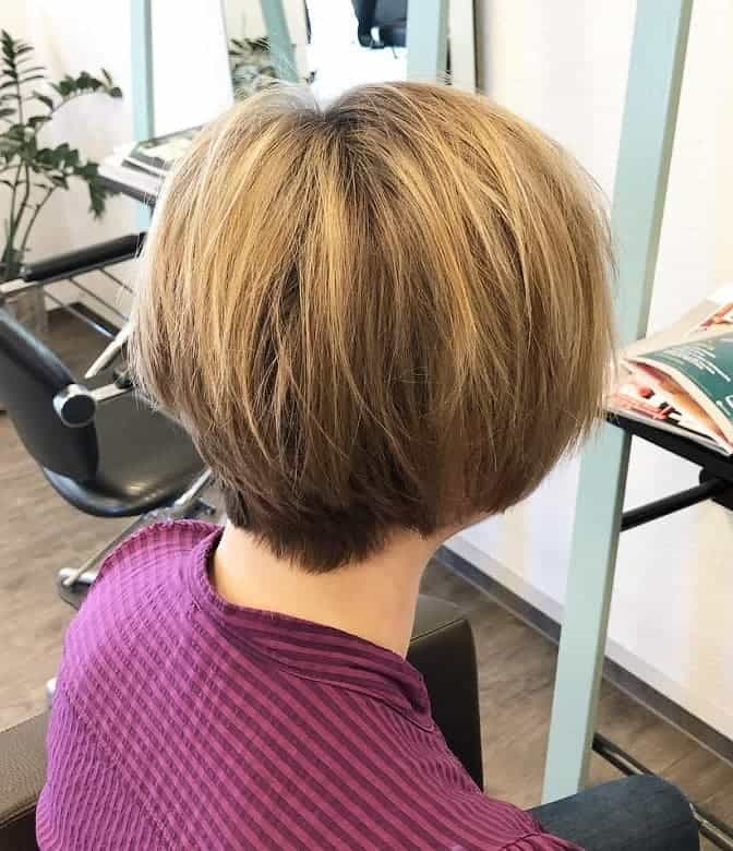 Short-Messy-Bob Exotic Messy Bob Hairstyles That Women Love