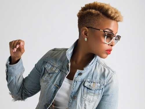 Trendy-short-hair-for-black-women Short Hair for Black Women