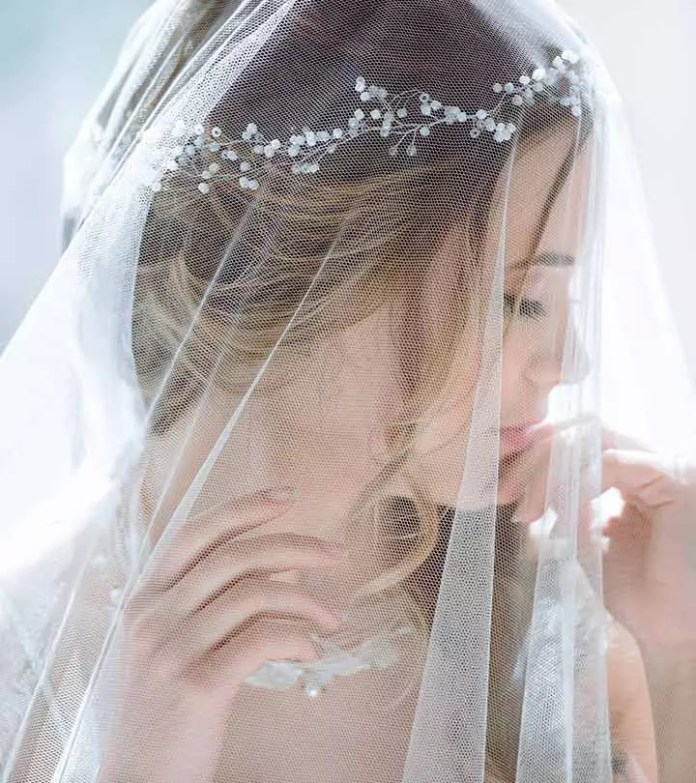 Veil-Bridal-Hairstyles-For-Your-Wedding-Day Veil Bridal Hairstyles For Your Wedding Day