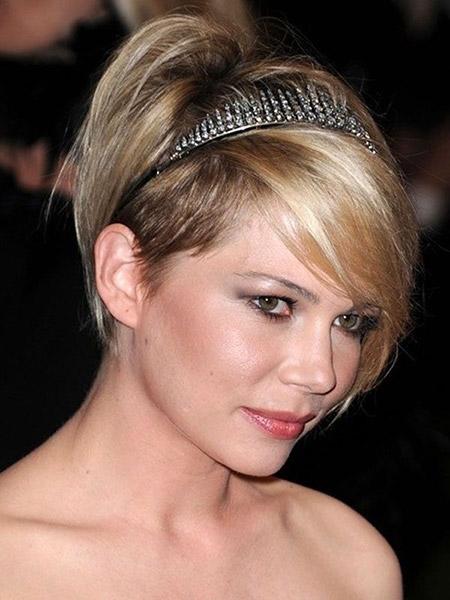 Asymmetrical-Pixie-Cut Styles for Short Straight Hair