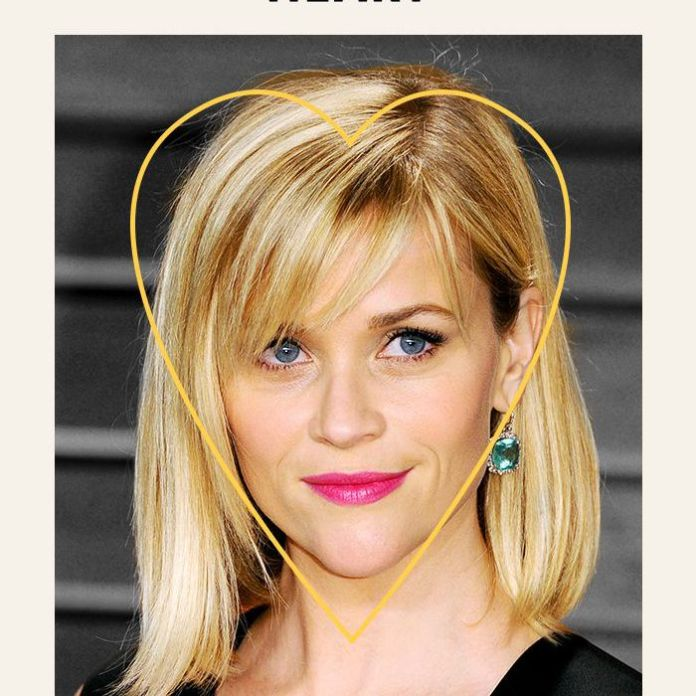 BANGS-FOR-HEART-FACE1-2 How To Choose The Right Bangs