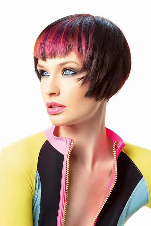 Best-Hair-Color-for-Short-Hair-4 Best Hair Color for Short Hair