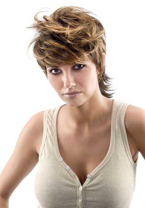 Best-Hair-Color-for-Short-Hair-5 Best Hair Color for Short Hair