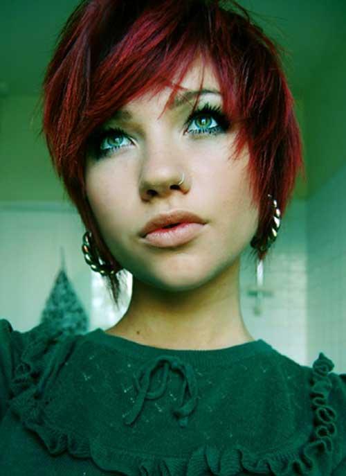 Best-Hair-Color-for-Short-Hair-8 Best Hair Color for Short Hair
