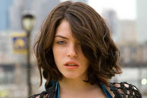 Best-Messy-Bob-Hairstyle-for-2020 Short Trendy Hairstyles 2020