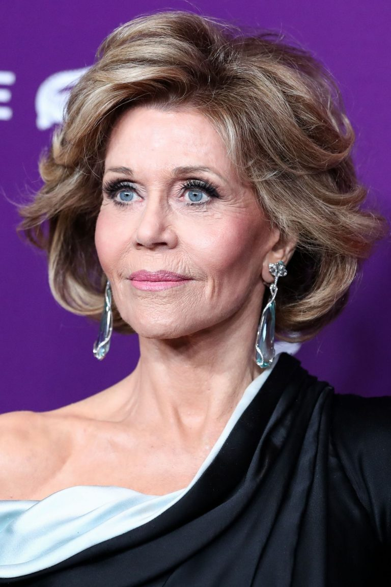 Bob-with-Layers Hairstyles for Women Over 60 To Look Stylish