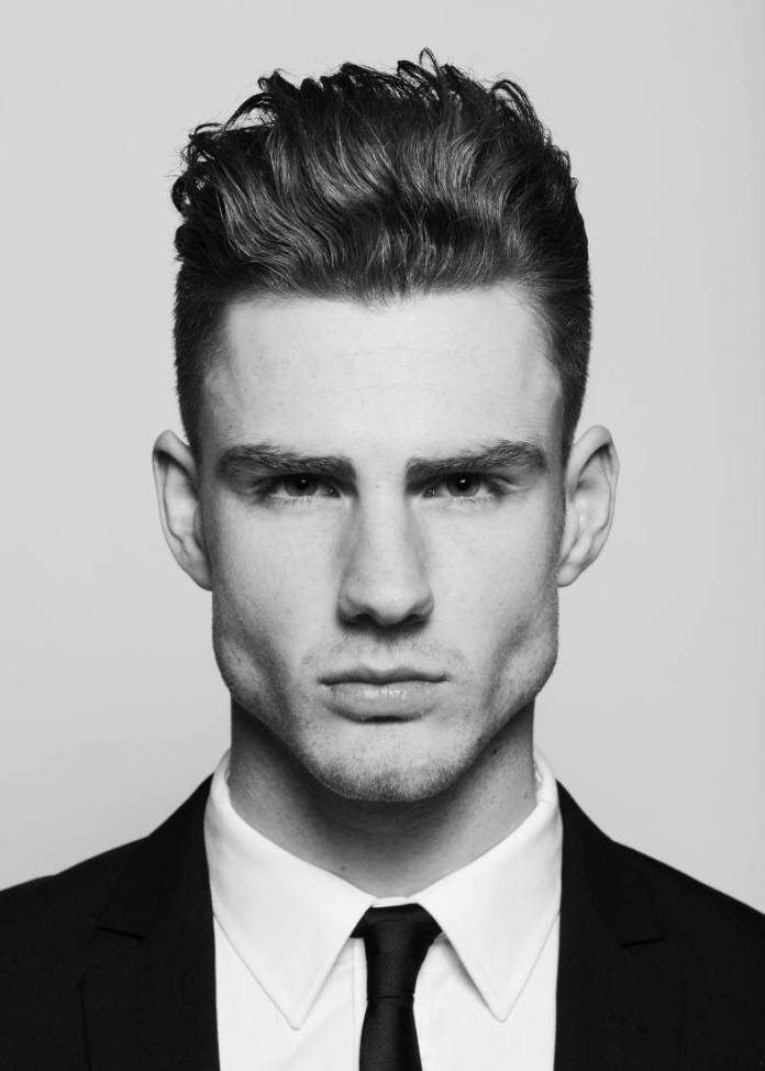 Classic-Short-Hairstyle-1 Stylish Hairstyles for Men to Look Attractive