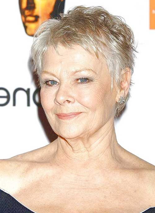 Cute-Short-Pixie-Hair-for-Women-Over-50 Pictures Of Short Haircuts For Over 50