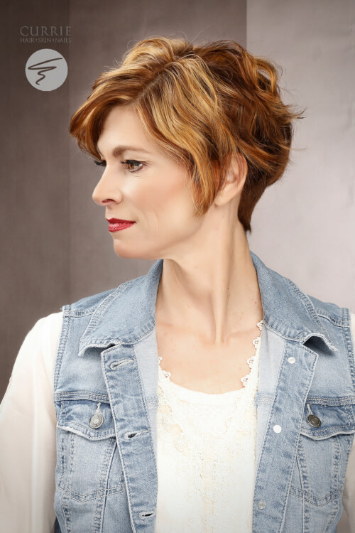 Erin Short hair – Perfect choice for women over 40