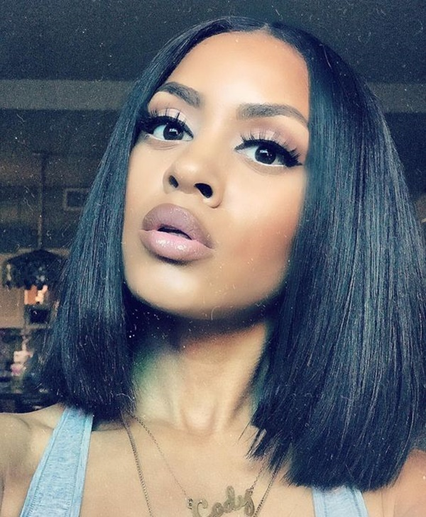 Even-Hair-Bob Bob Hairstyles for Black Women for Rocking Look