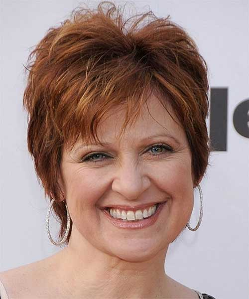 Ginger-Pixie-Hair-for-Over-50 Pictures Of Short Haircuts For Over 50