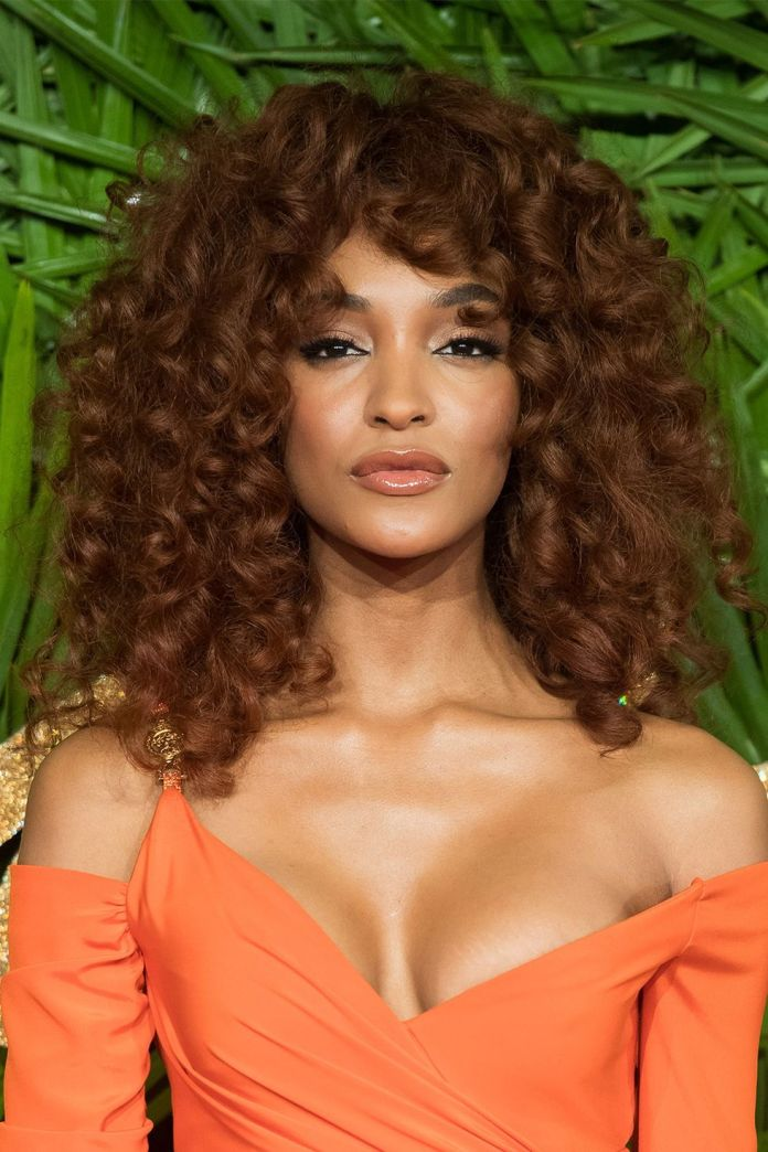 Jourdan-Dunns-70s-Inspired-Curls Stunning Curly Hairstyles That Are All About That Texture