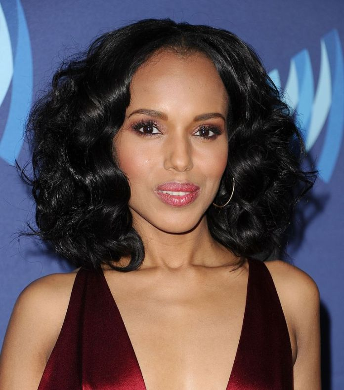 Kerry-Washingtons-Puffy-Volume Stunning Curly Hairstyles That Are All About That Texture