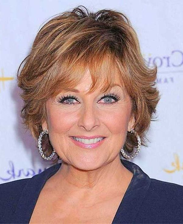 Layered-Super-Short-Hair-for-over-50 Hottest Short Layered Hairstyles For Women Over 50