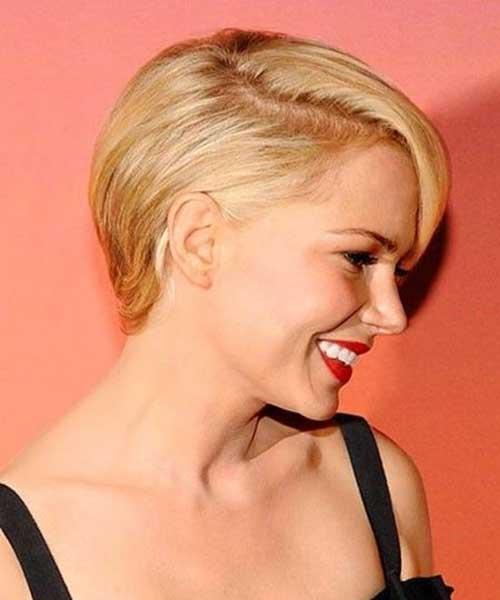 Michelle-Williams's-Pixie-Haircut Pixie Hair Styles for 2020