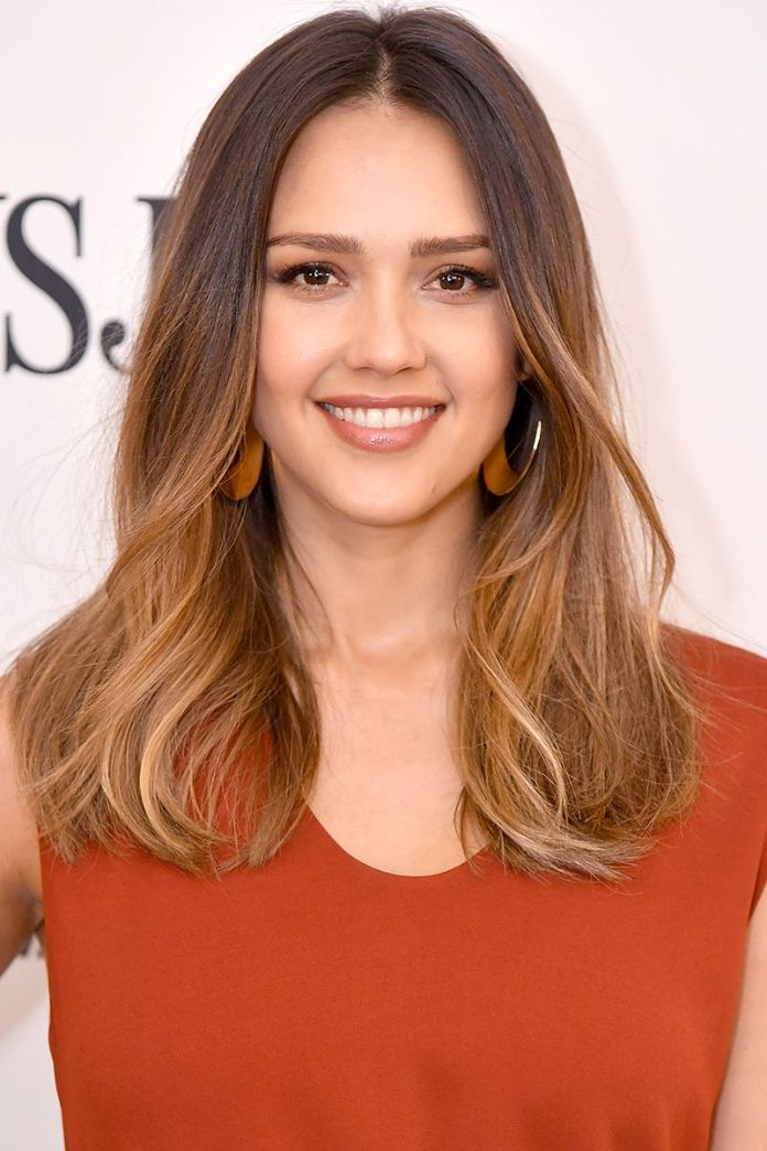 Prolonged-Layers Edgy Haircuts for Women to Look Super Model