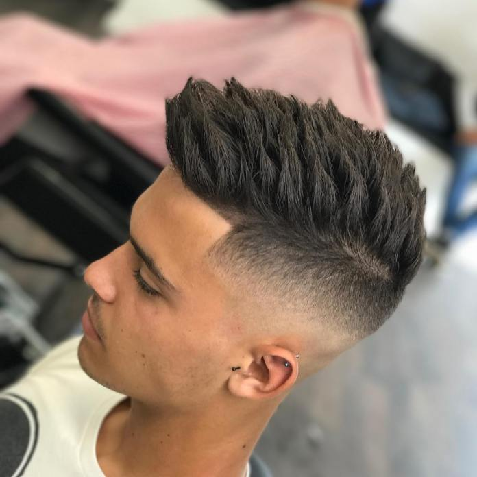 Quiff-Hairstyle-for-Men Stylish Hairstyles for Men to Look Attractive