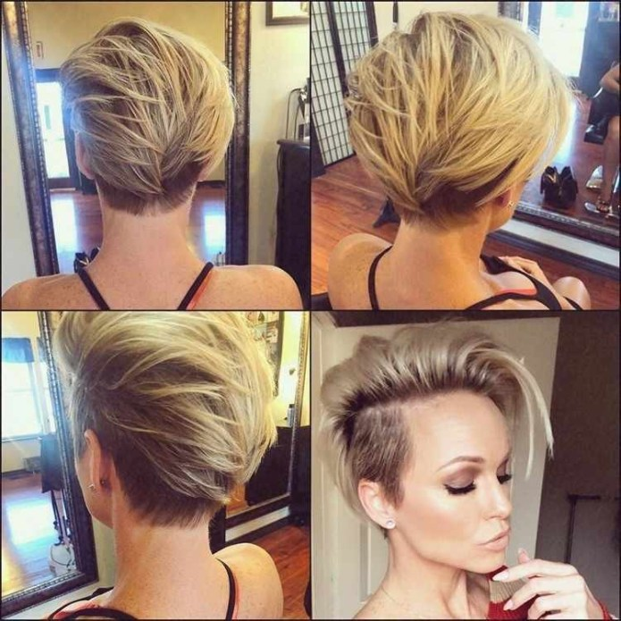 Round-Retro-Bob Short Hair Trends for Stylish and Gorgeous Look