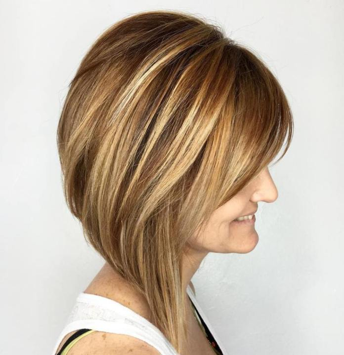 Short-and-Sweet Gorgeous Hairstyles and Haircuts for Women Over 40