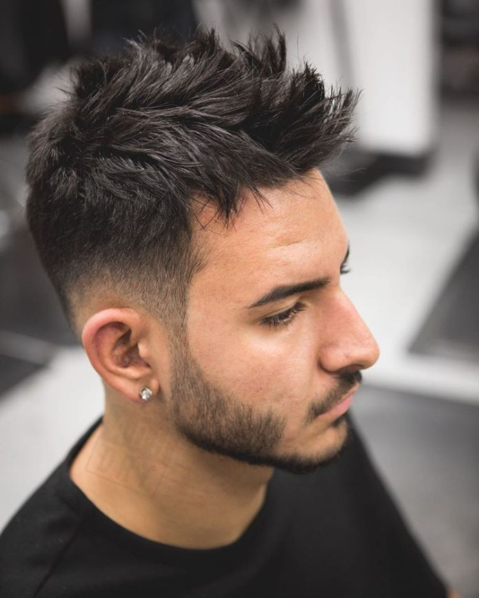 Spike-Haircut-for-Men-1 Stylish Hairstyles for Men to Look Attractive