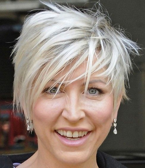 choppy-short-hairstyles-for-women-over-50-fine-hair Hottest Short Layered Hairstyles For Women Over 50