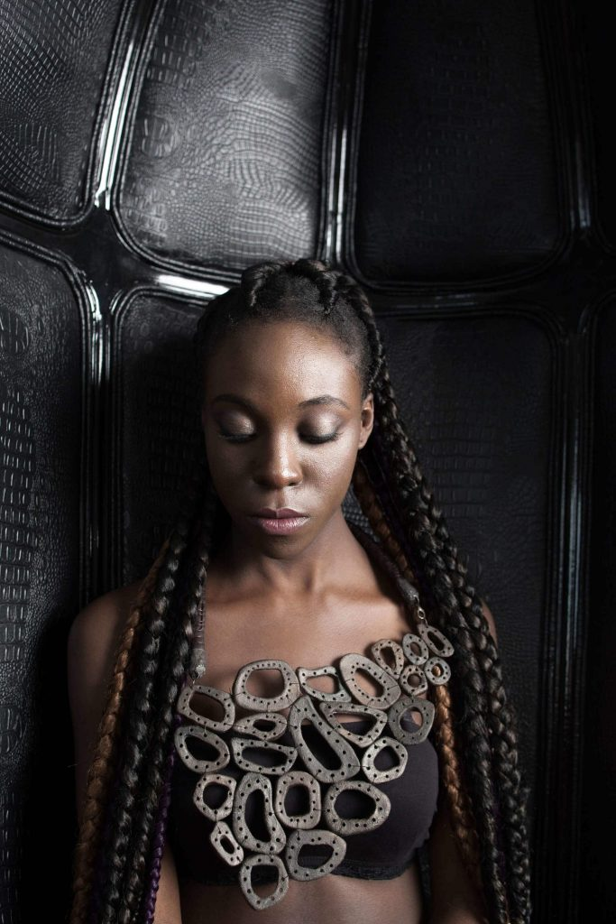 Back-Swept-Cornrows Endearing Jumbo Box Braids to Look Amazing