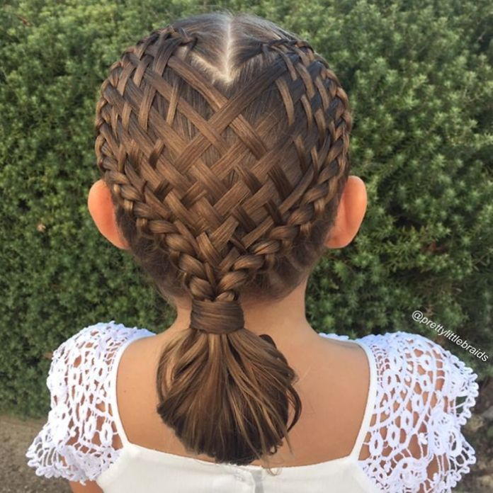 Basket-Heart-Shapes-Dutch-Braid-Hairstyle Glamorous Dutch Braid Hairstyles to Try Now