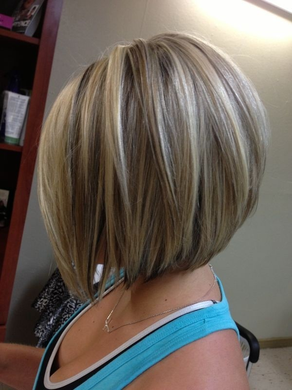 Blonde-A-Line-Bob 20 of the Most Hottest A-Line Bob Hairstyles