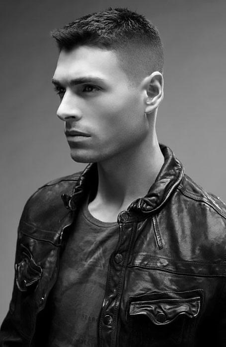 Crew-Cut 20 Popular Haircuts For Men in 2020