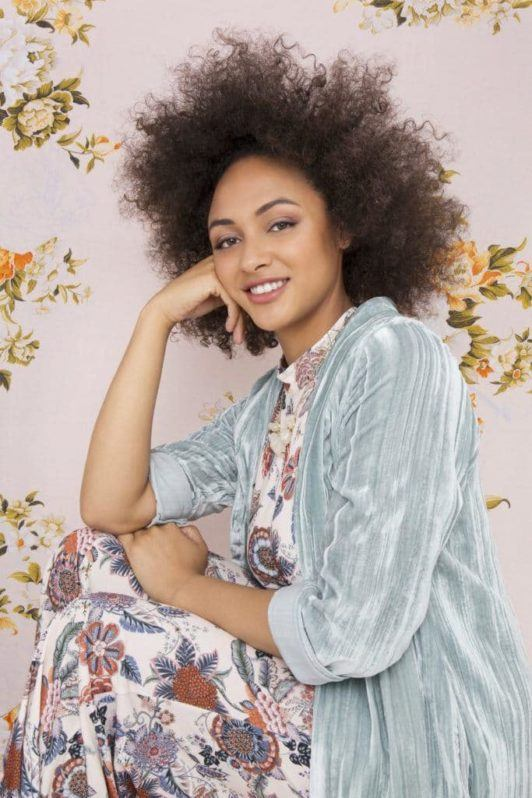 Fluffy-afro 16 Stunning Natural Hairstyles for Black Women