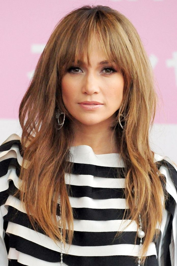 Hairstyles-with-bangs-Wispy-Bangs-with-Shag 16 eye-catching Hairstyles with bangs