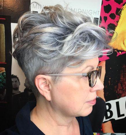 Pixie-Undercut-for-Women-Over-50 15 Beautiful pixie cuts for older women