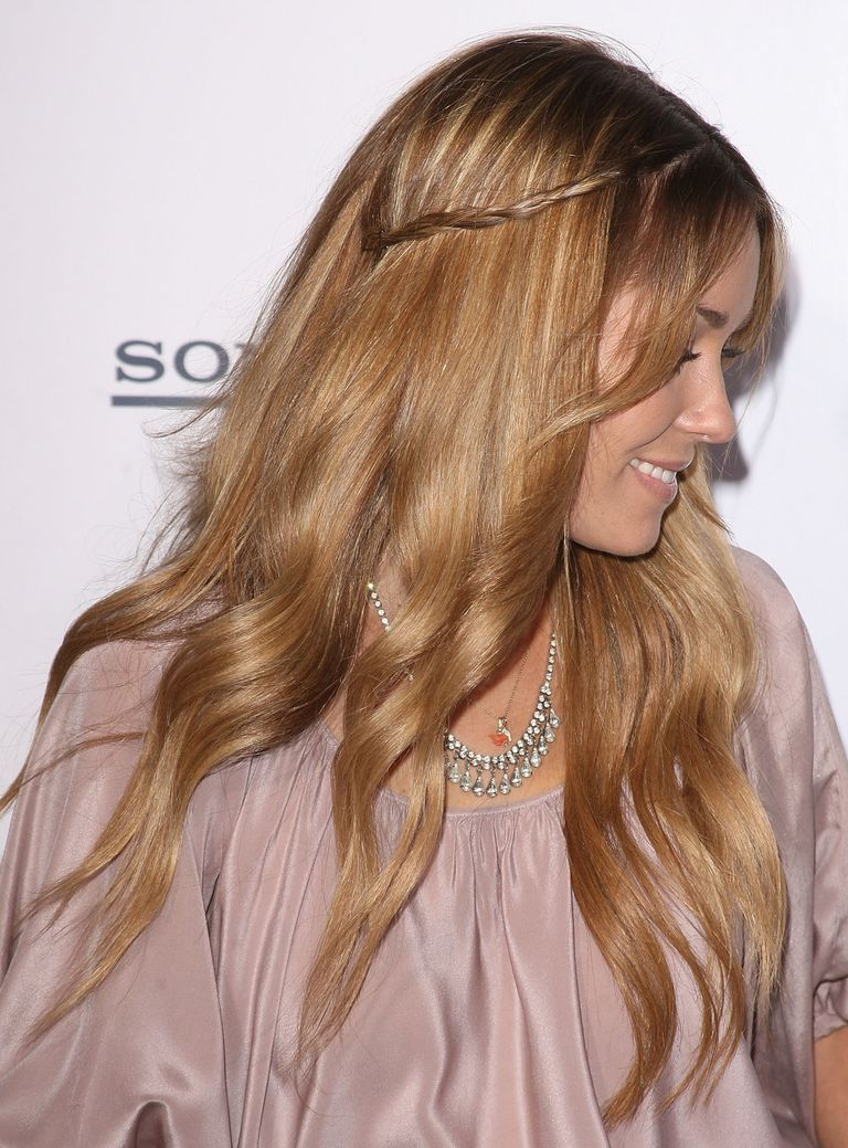 Pretty-Soft-Curls Trendy and Stunning Long Hairstyles 2020