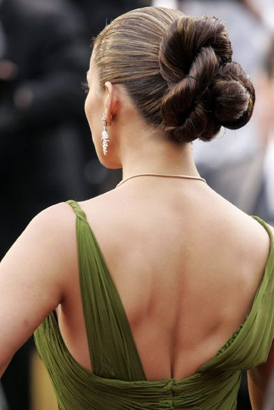 Pretzel-Bun 12 Elegant Hairstyles for Any Formal Occasions