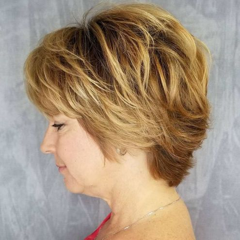 Razored-Pixie-with-Balayage-and-Root-Shadow 12 best pixie hairstyles for women over 50