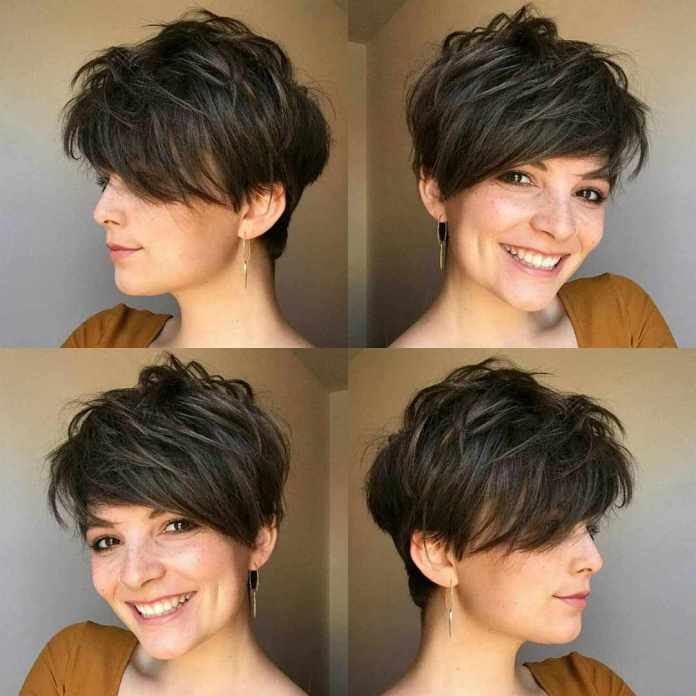 Ruffled-Pixie-Bob Must Try Bob Hairstyles 2020 for Trendy Look