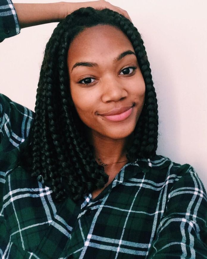 Senegalese-Bob-Twist Endearing Jumbo Box Braids to Look Amazing