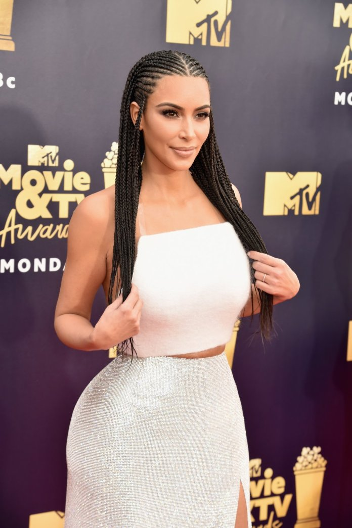 Sleek-Cornrows Natural Hairstyles for Black Women to Enhance Your Look