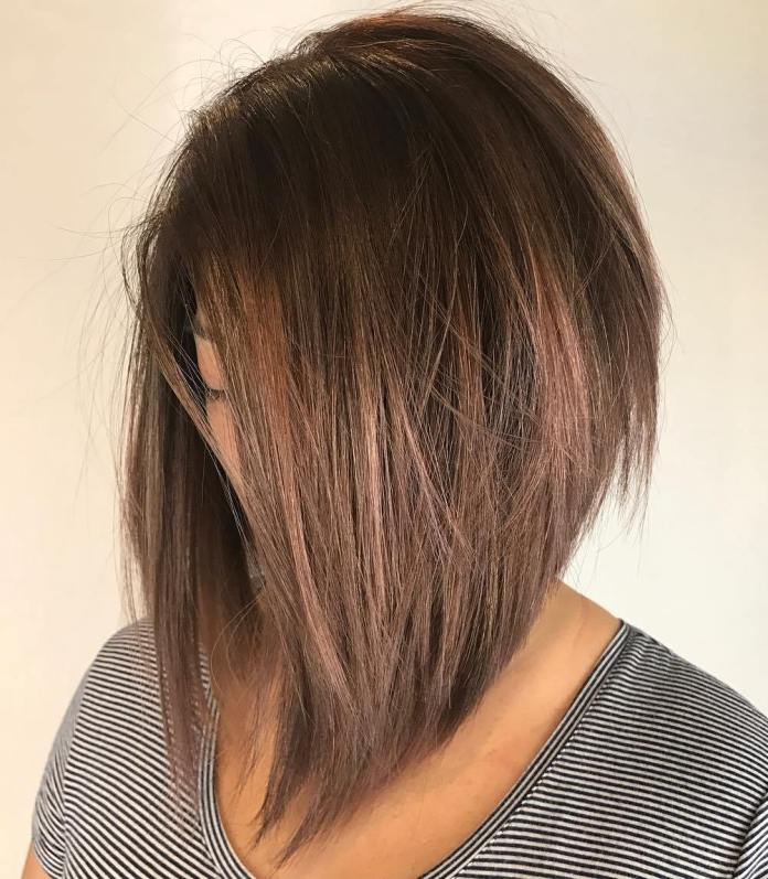 Slope-Blunts Must Try Bob Hairstyles 2020 for Trendy Look