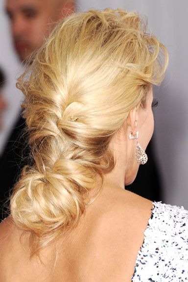 Teased-and-Braided 12 Elegant Hairstyles for Any Formal Occasions