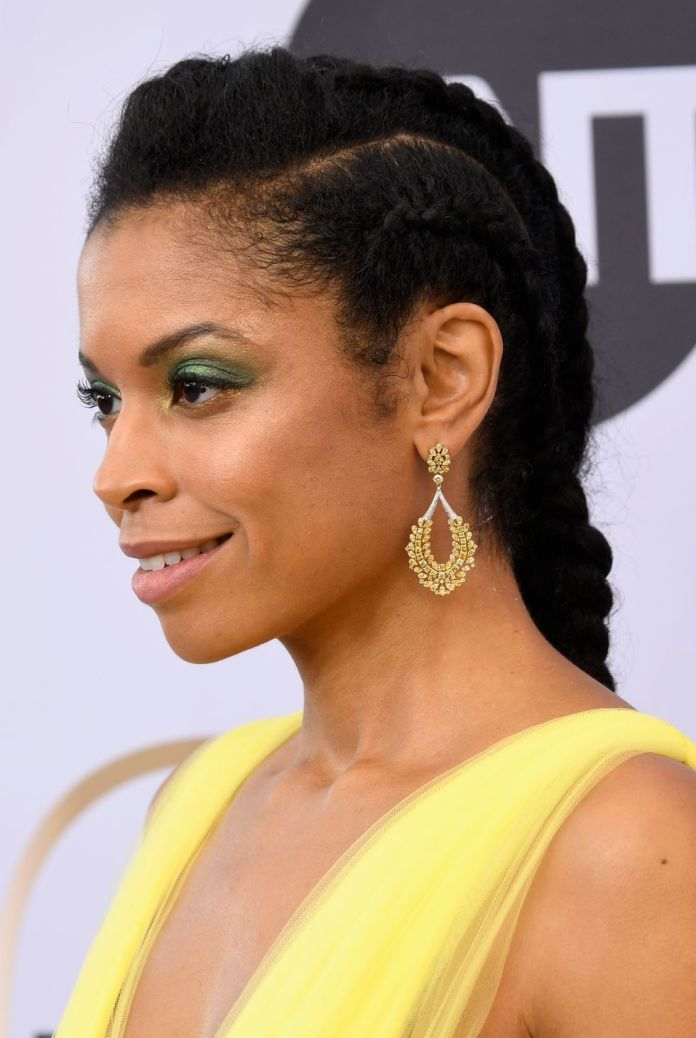 Triple-Braid 12 Elegant Hairstyles for Any Formal Occasions