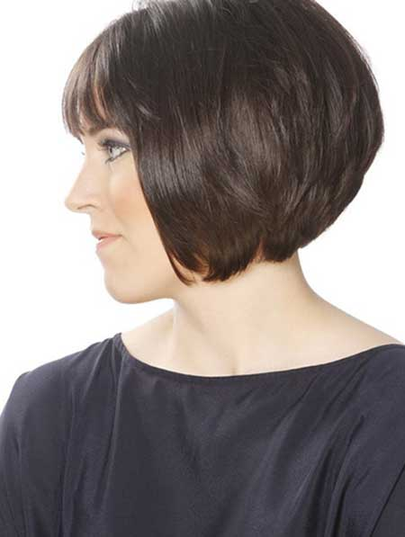 A-line-Bob-Hairstyle Bob Hair Styles for 2020