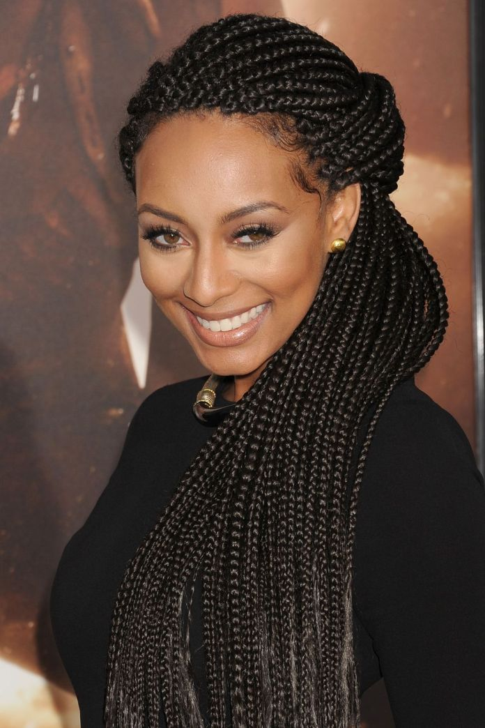 Box-Braids 10 Best Natural Hairstyles to Rock Right Now